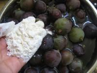 葡萄果酱的做法步骤2