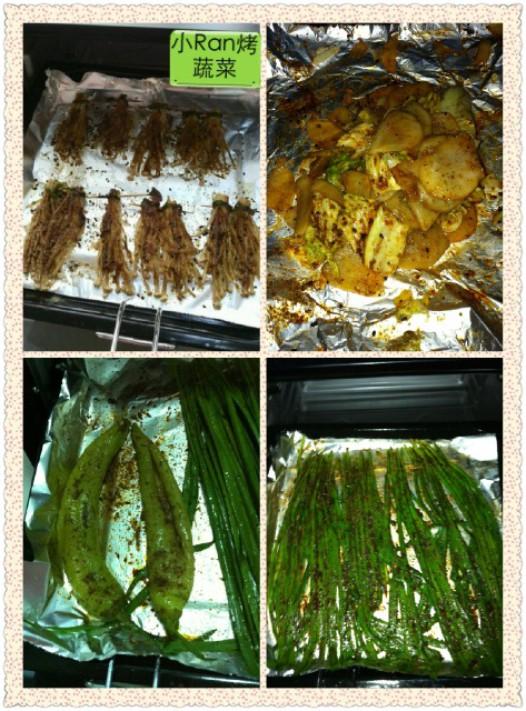 烤蔬菜_烤箱版的做法