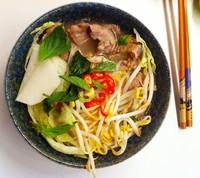 越南汤粉的做法步骤7