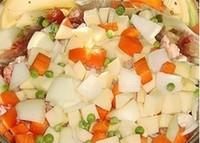 柚子酱咖喱鸡饭的做法步骤3