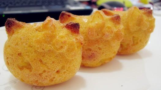 玉米面豆渣烤饼的做法
