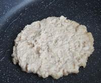 红糖香蕉豆渣饼的做法步骤2