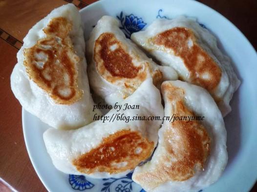 豆渣煎饺的做法