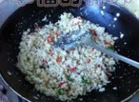 小炒豆渣的做法步骤4