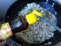 小炒豆渣的做法步骤6