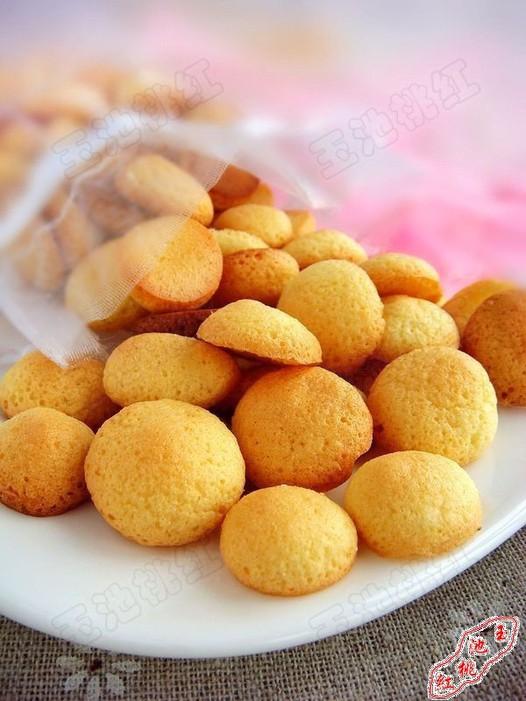 酥脆蛋香小饼干的做法