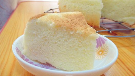 电饭锅蛋糕(全蛋海绵)的做法