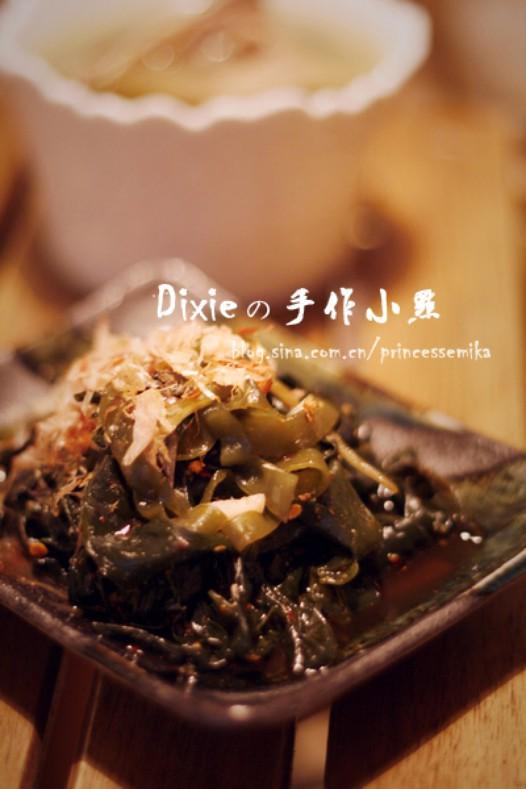 日式涼拌海草的做法_怎麼做日式涼拌海草_如何做 ...