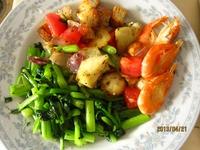 烤蔬菜沙拉的做法步骤6