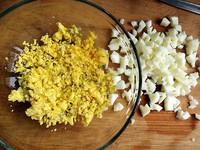 减肥甩肉三明治的做法步骤2