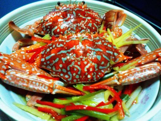 家常美食网为您提供清蒸螃蟹最正宗的做法,只要按照图文步骤,菜鸟都能