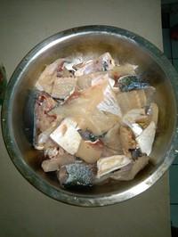 家常麻辣鱼的做法步骤1
