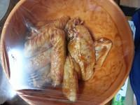 极美滋新奥尔良烤翅中的做法步骤4