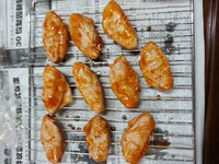 极美滋新奥尔良烤翅中的做法步骤9