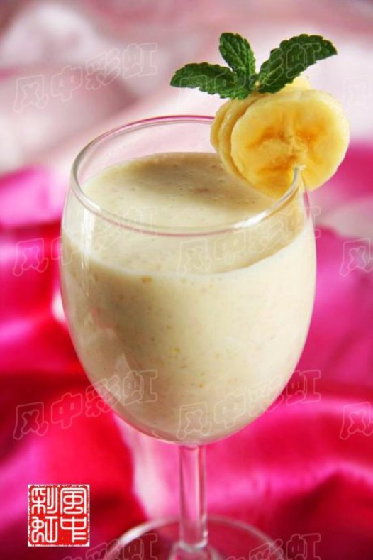 香蕉奶昔的做法 怎么做香蕉奶昔