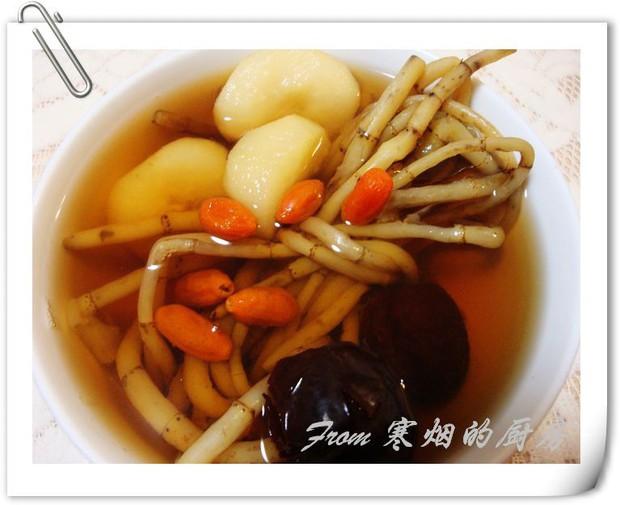鱼腥草荸荠汤的做法