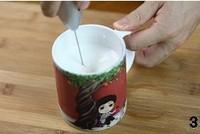 冰抹茶牛奶的做法步骤3