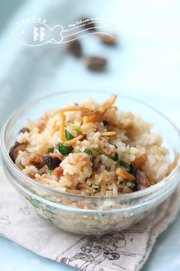 泰式海鲜饭的做法
