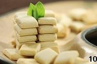牛奶方块小饼干的做法步骤10
