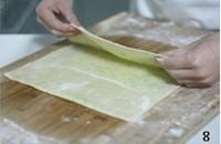 葱油香酥饼干的做法步骤8