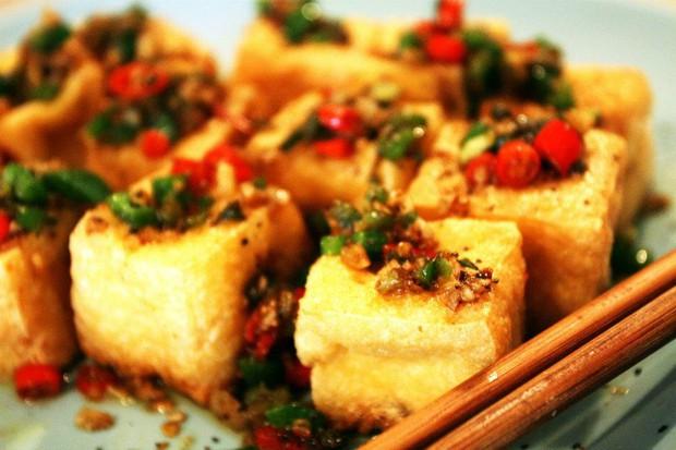 油炸豆腐的家常做法_油炸豆腐的做法_怎么做油炸豆腐_如何做油炸豆腐-家常
