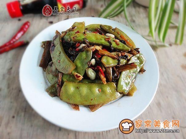_做酸菜炒食谱_做扁豆炒扁豆-增肥酸菜三文鱼怎样做肉松图片