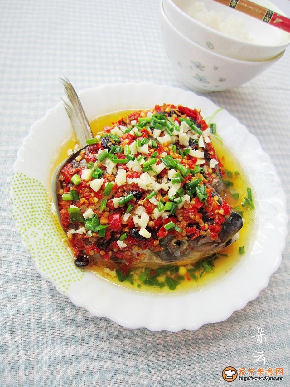 剁椒 鱼头 美食/怎么做开胃下饭菜剁椒鱼头好吃?