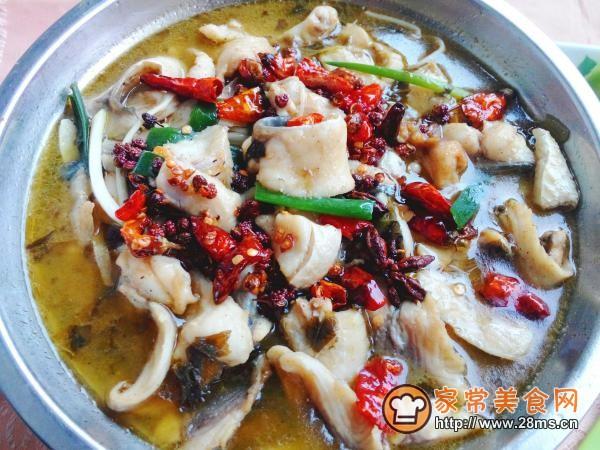酸菜鱼的做法_怎么做酸菜鱼