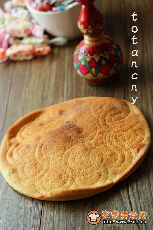 新疆馕饼的做法