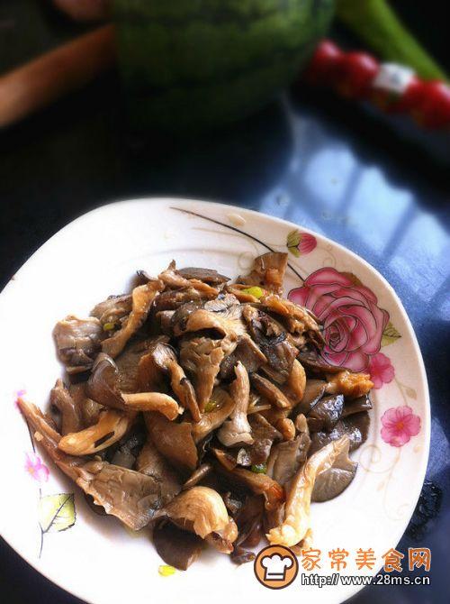家常菜炒平菇的大全_做家常菜炒海带_如做法厚大块的平菇做法图片