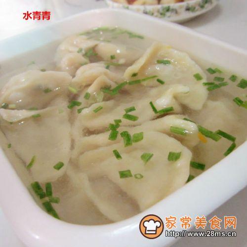 三鲜饺子的做法