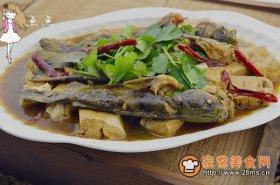 鮥鱼烧豆腐