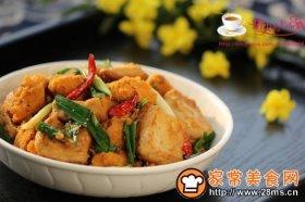 湖北农家菜鱼籽烧豆腐