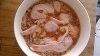 鸡翅包饭(烤箱版)的做法步骤2