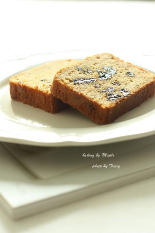 樱桃奶油磅蛋糕的做法