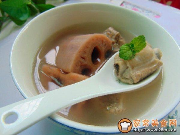 传统美味豉汁排的做法 茶树菇