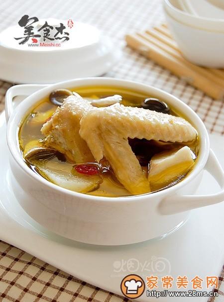 蘑菇做法煨土山药的年糕_做鸡汤山药煨土房山火锅蘑菇图片