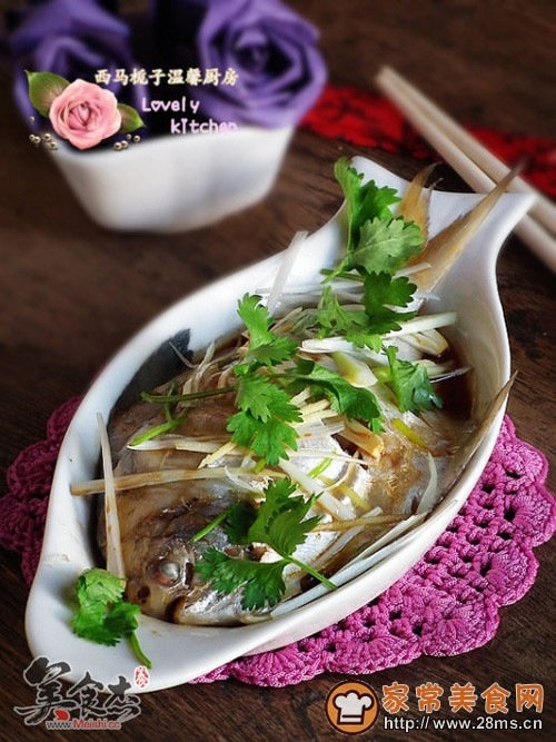 清蒸视频的猪肉_做清蒸平鱼_做清蒸咖喱平鱼做法饭怎么做图片