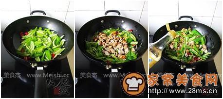 辣椒炒海虹的做法