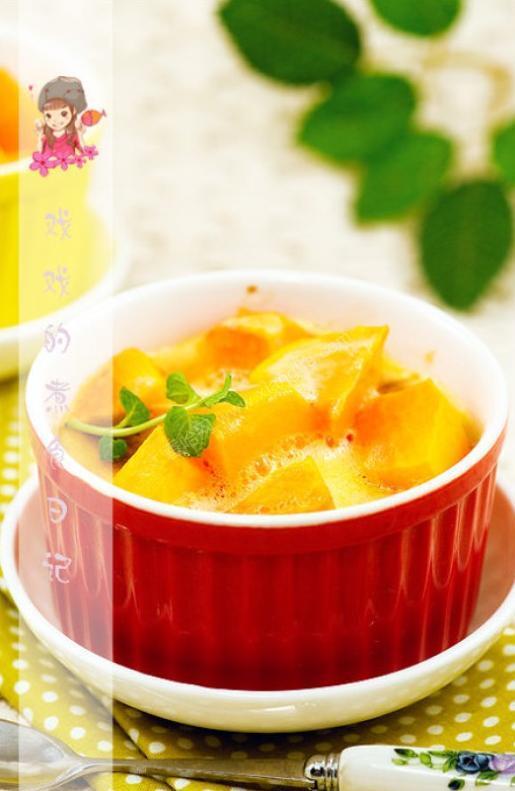 沙巴翁焗木瓜的做法