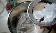 蜜枣玉米面发糕的做法图解3