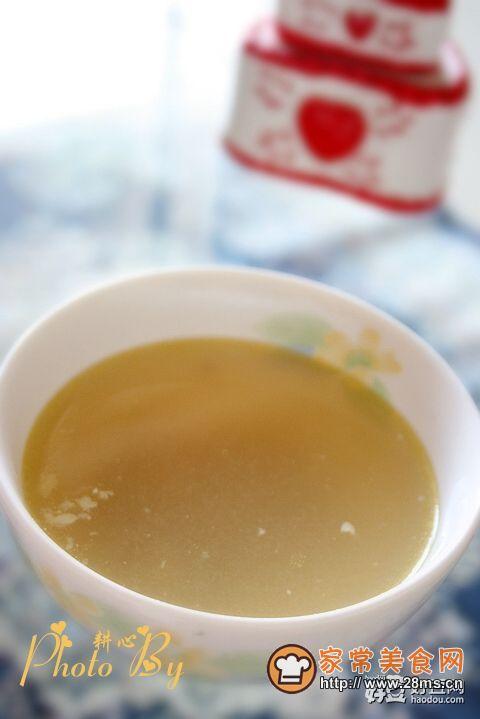 洋参石斛炖鸡汤