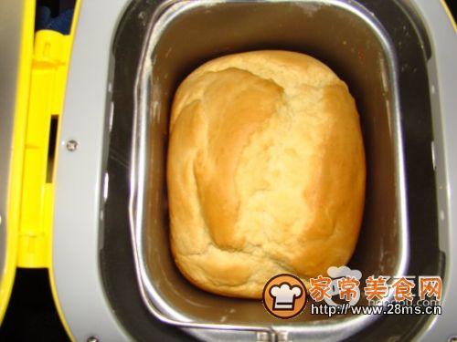 面包机做快速面包的做法