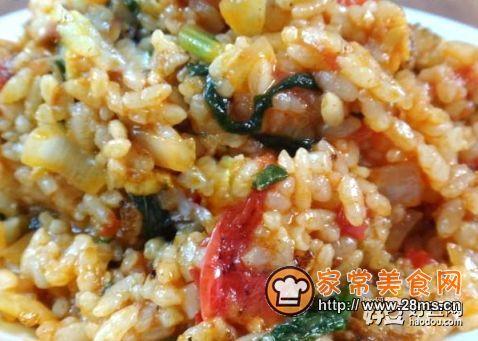 番茄酱基围虾