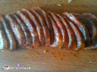 尖椒炒腊肠的做法步骤5