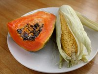 木瓜汤的做法步骤1