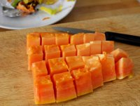木瓜汤的做法步骤3