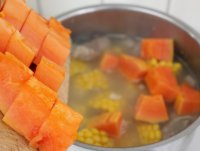 木瓜汤的做法步骤7