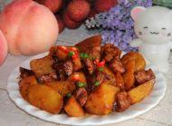 土豆炖肉的做法步骤5