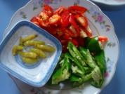 辣椒炒牛肉的做法步骤2